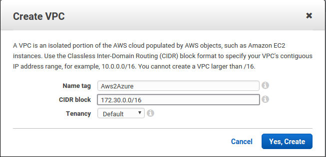 Connecting AWS VPC to Azure VNet using IPsec Tunnel · Parth's Thoughts
